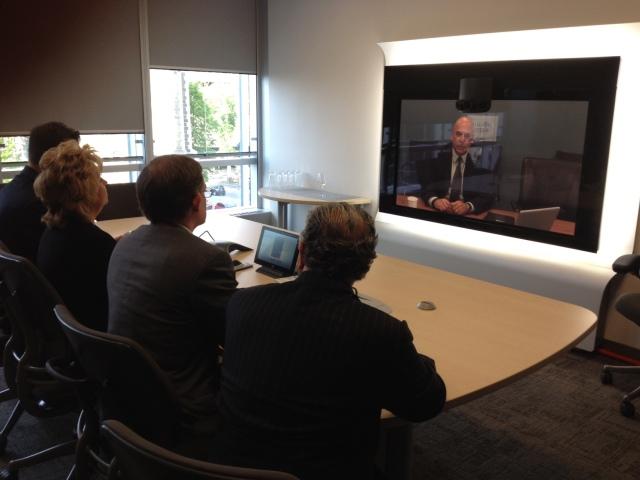 Le nouveau bureau de la ville de Québec comprend Cisco TelePresence.