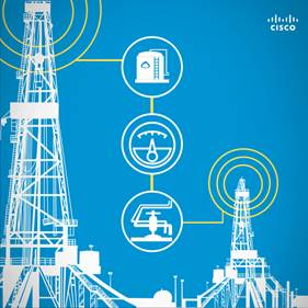 Créer un secteur pétrolier et gazier plus intelligent, 1re partie : L'Internet multidimensionnel et les « gisements numériques »)