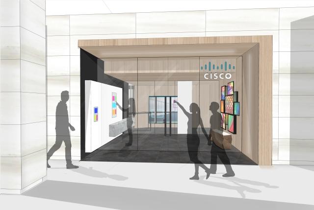 Toronto IoE IC - Entrance Rendering